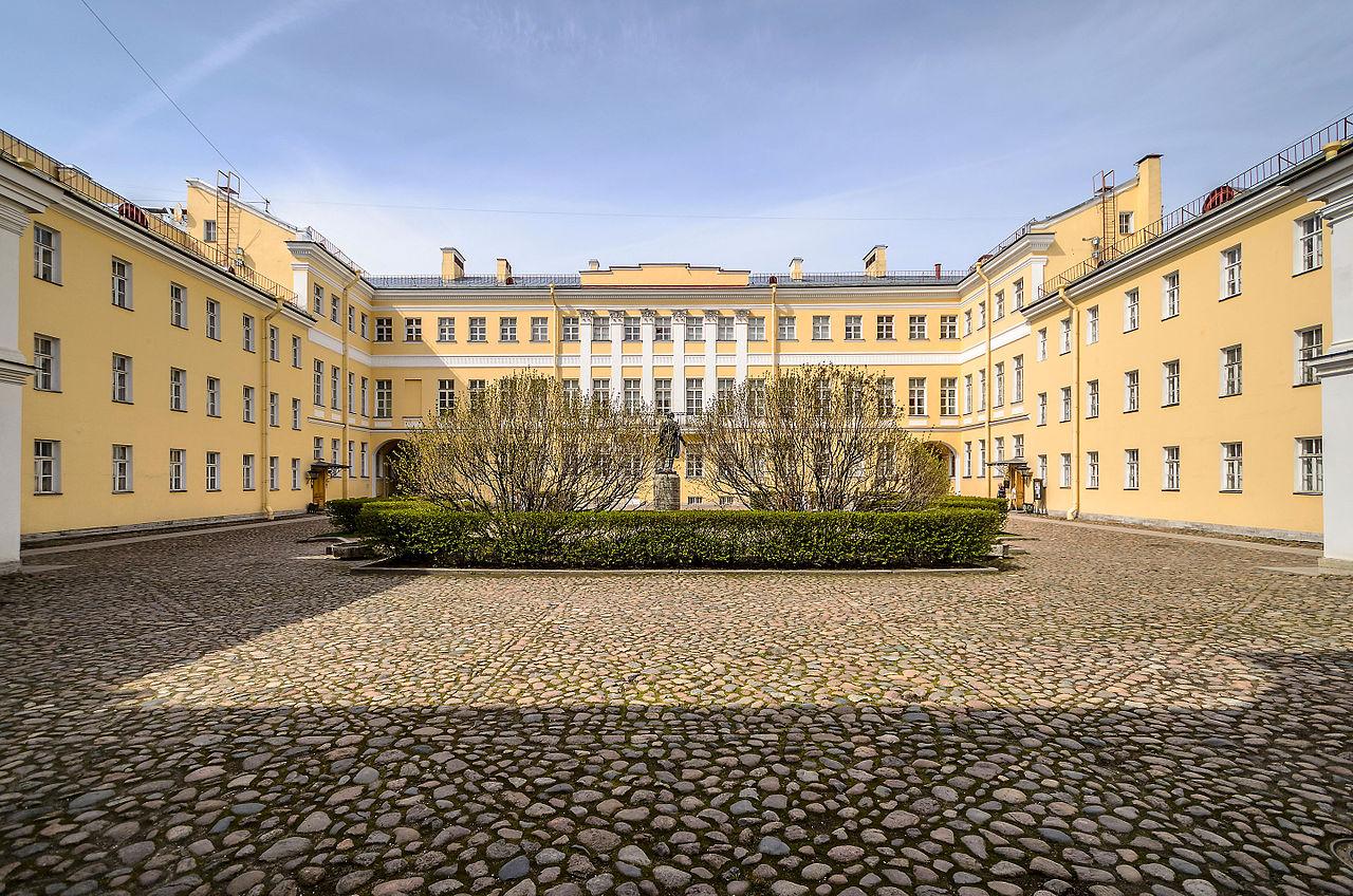 Мемориальный музей-квартира А. С. Пушкина