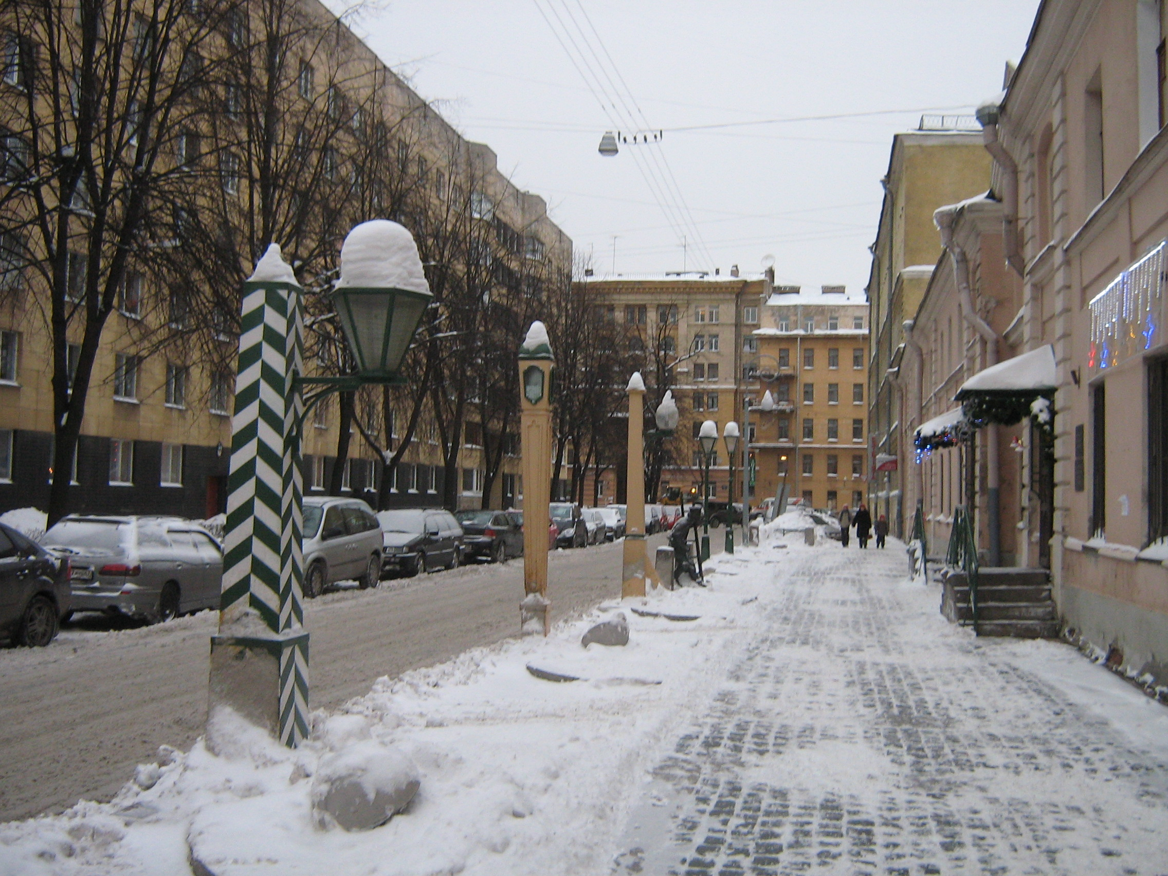 """""""Музей фонарей"""" на Одесской улице"""