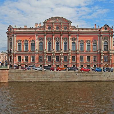Дворец (особняк) Белосельских-Белозерских