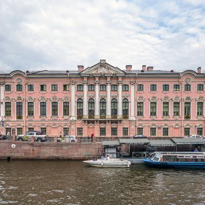 Строгановский дворец