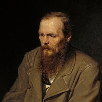 Портрет Ф.М.Достоевского
