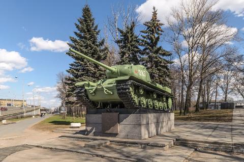 Памятник «Танк-победитель»
