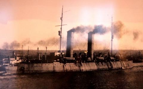 Ледокол Святогор в 1917г.
