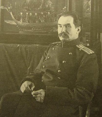 Петр Кузьмич Козлов