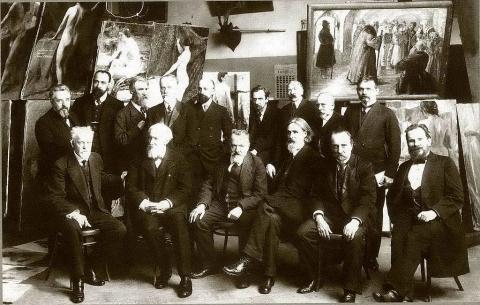 Совет Высшего художественного училища при Академии художеств