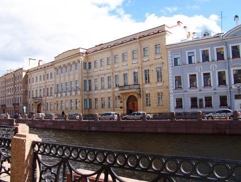 Музей-квартира А.С.Пушкина