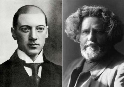 Последние поэты-дуэлянты Серебряного века – Николай Гумилев и Максимилиан Волошин