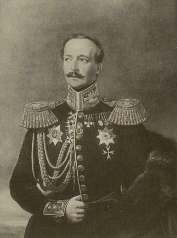 А. Я. Лобанов-Ростовский