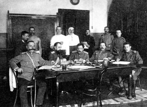 лазарет лейб-гвардии Семёновского полка