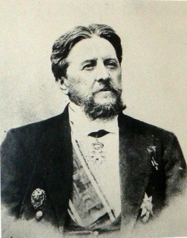 Граф Павел Юльевич Сюзор — русский архитектор